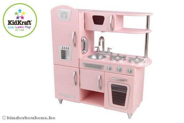 Kinderkeuken altijd de laagste prijs bij - Roze keuken fuchsia ...