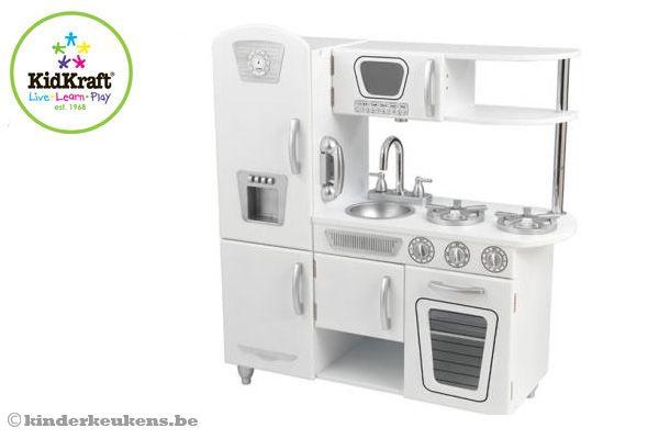 Vintage Keuken Roze : witte vintage keuken rode vintage keuken