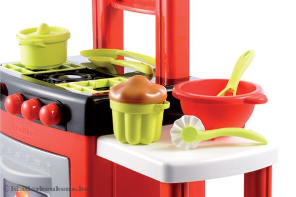 Ecoiffier Keuken Accessoires : Home Pro cook keukenKinderkeukens be