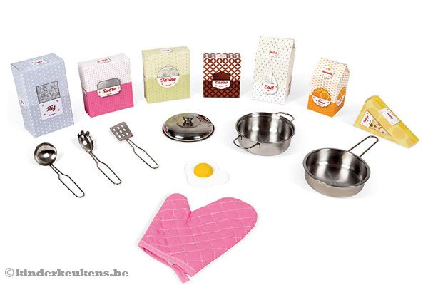 Houten keukentje voordelig bij for Cuisine janod macaron