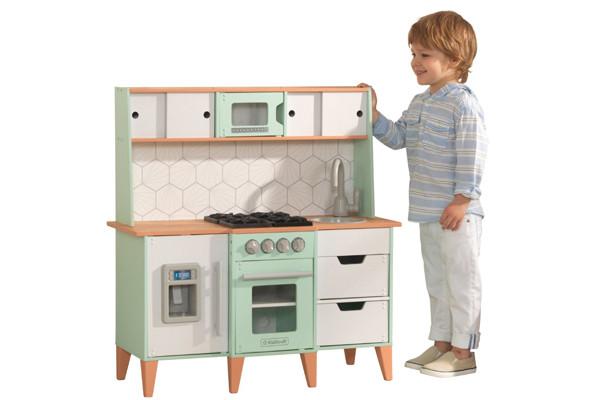Keuken Voor Kinderen : Kidkraft retro keuken kinderkeukens be
