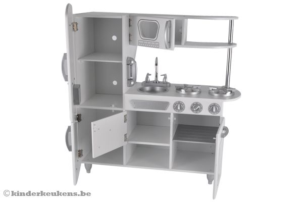 Kidkraft Keuken Wit : Kidkraft keuken Witte Vintage.