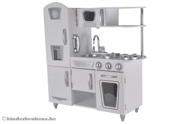Kidkraft Keuken Vintage : Kidkraft keuken Witte Vintage.