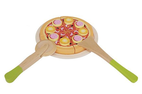 Pizza Maestro kinderpizza.