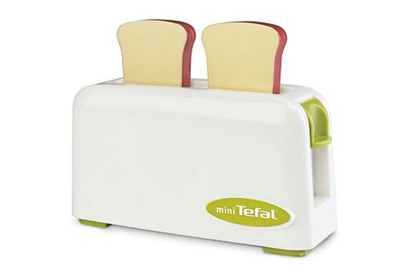 Smoby Mini Tefal broodrooster.