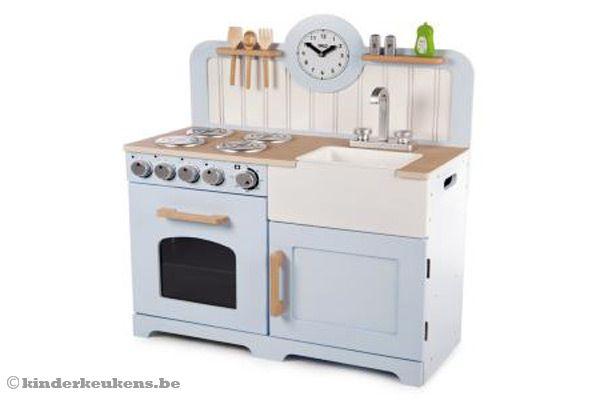 Speelgoed Keuken Accessoires Hout : Woodtoys Country keuken Kinderkeukens be